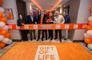 Gift of Life Ribbon Cutting Ceremony