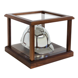 Ceremonial Hard Hat Display Case