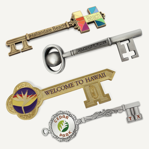 Ceremonial Key to the City - Custom Design