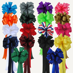 Ceremonial Stanchion Bows