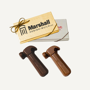 Chocolate Ceremonial Hammer with Gift Box