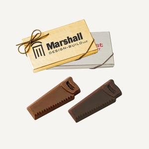Chocolate Saw with Gift Box