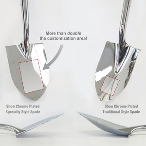 Chrome Shovel Comparison