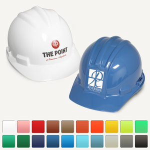 Groundbreaking Hard Hat - Printed