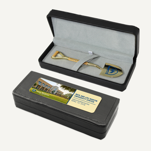Presentation Box for Miniature Shovels