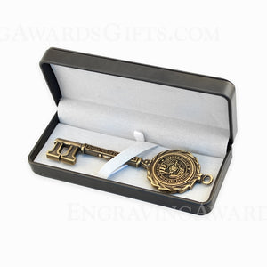 Ceremonial Key Presentation Case