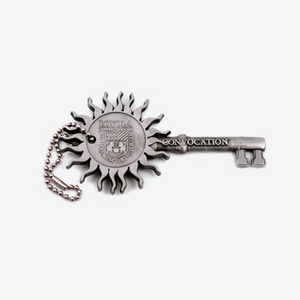 Ceremonial Key Shaped Keychains - Custom Design