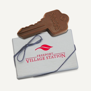 Chocolate Ceremonial Keys with Gift Box