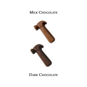 Chocolate Ceremonial Hammer