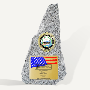"12"" New Hampshire Granite Award"