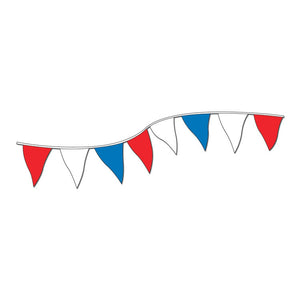 Red/White/Blue Pennants