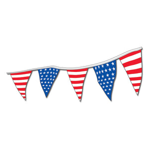 Americana Pennants Stars & Stripes