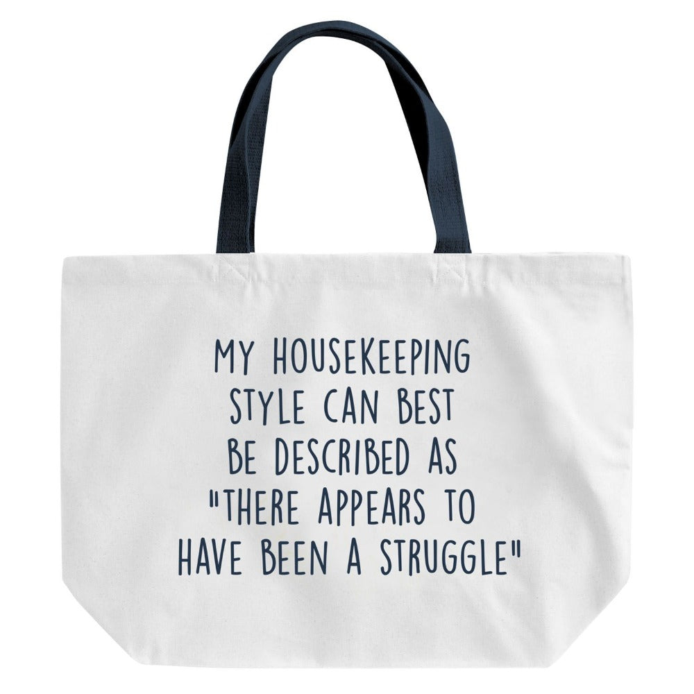 Baby House Keeping Tote