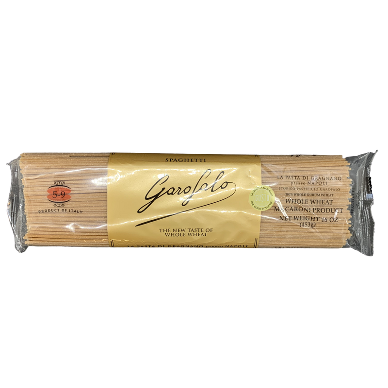 Spaghetti Whole Wheat Garofalo