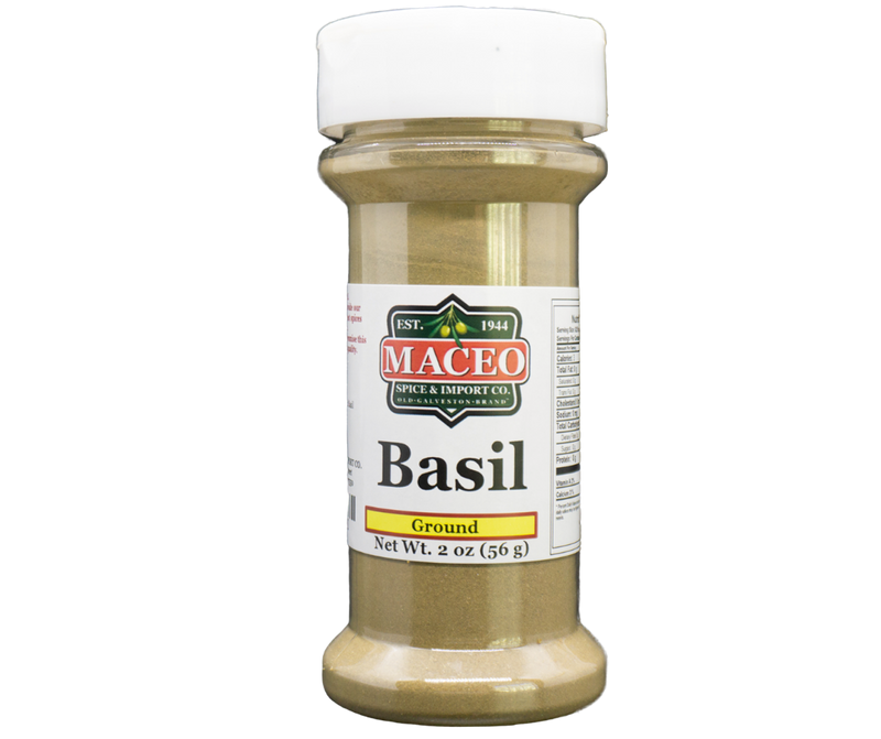 Basil - Ground