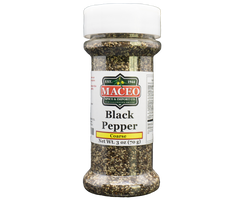 Black Pepper - Coarse