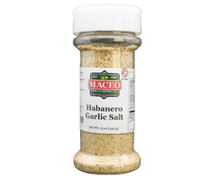 Habanero Garlic Salt