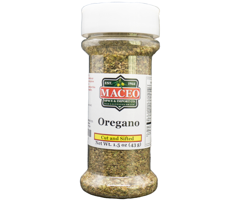Oregano - Cut and Sifted