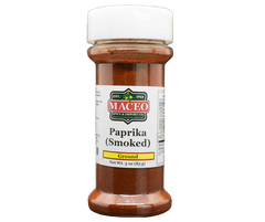 Paprika - Smoked, Ground