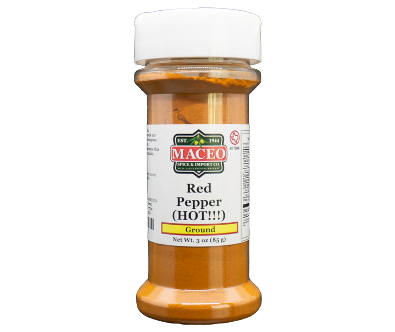 Red Pepper - HOT