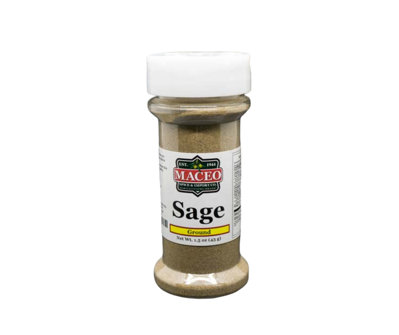Sage - Rubbed