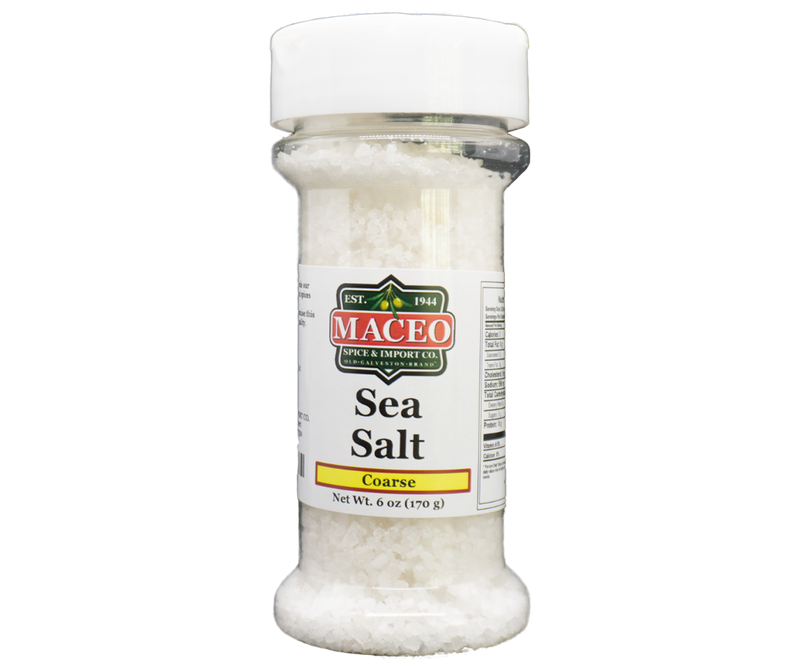 Sea Salt - Coarse