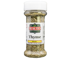 Thyme - Whole