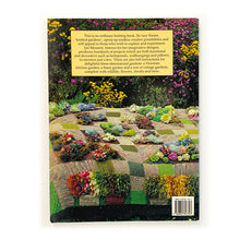 Load image into Gallery viewer, 1992 Hardcover - Knitted Gardens by Jan Messent