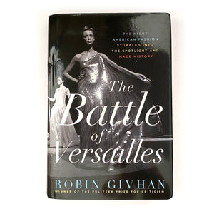 The Battle of Versailles, 1st Edition, 2015