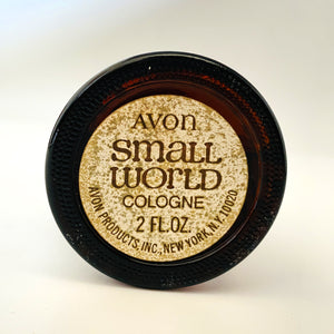 Small World Cologne - Vintage Collectable