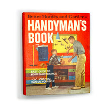 Load image into Gallery viewer, 1970 Better Homes & Gardens Handyman's Book