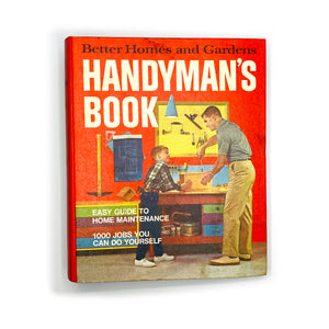 1970 Better Homes & Gardens Handyman's Book