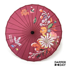 Load image into Gallery viewer, First Frost Parasol (Plum)