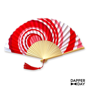 Candy Swirl Fan