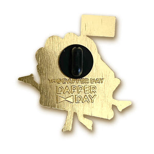 Miss Pumpkin Pie Pin