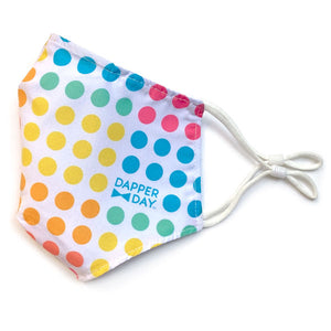 Dot Candy Print Mask