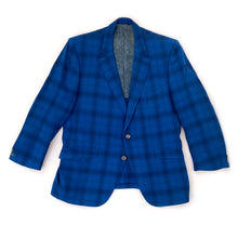Load image into Gallery viewer, Vintage 60s Blue Sport Coat