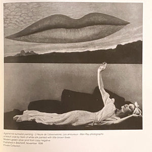 Man Ray: In Fashion 1990 Exhibition Catalog