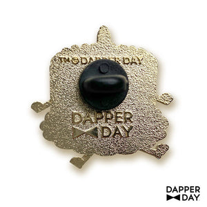 Happy Baby Cake Pin