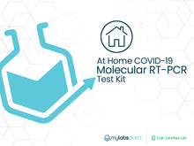 Load image into Gallery viewer, At Home COVID-19 Molecular RT-PCR Test Kit