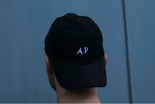 Load image into Gallery viewer, Off-the-Bike Casual Cap (Black/Khaki)