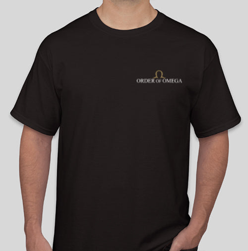 Order of Omega Men's T-shirt front