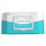 Disinfectant Wipes - Meishiyu- 75% Alcohol - (50/Pack)