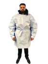 Customized Disposable Isolation Gown for over Winter Wear