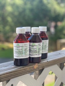 Fruit Syrup, 250mg THC Total