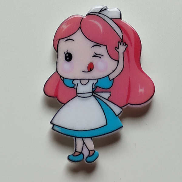 Needle Minder Cartoon Princess