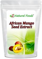 African Mango Seed Extract Powder Fruit Powders Z Natural Foods