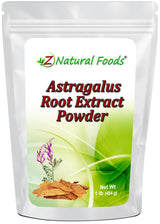 Astragalus Root Extract Powder Tonics Z Natural Foods