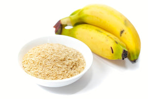 Banana Flakes - Organic Fruit Powders Z Natural Foods