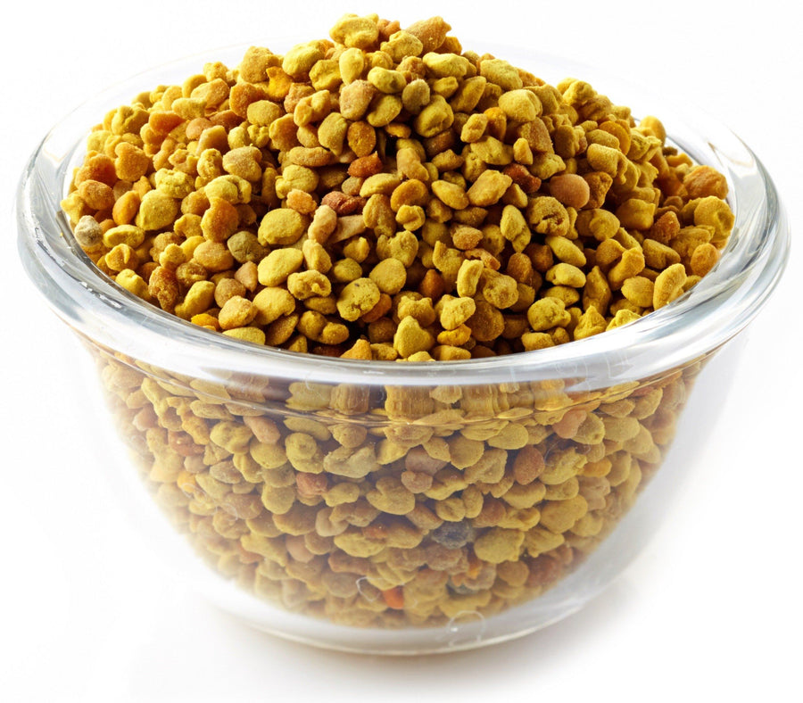 Bee Pollen Granules Bee Products Z Natural Foods